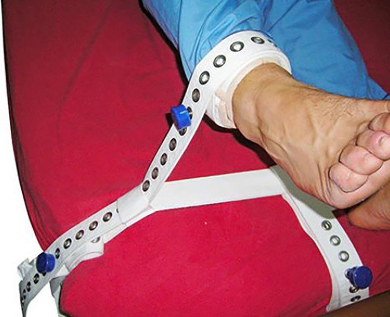 Dispositivi di contenzione a letto ingrande s r l - Cintura di contenzione letto ...